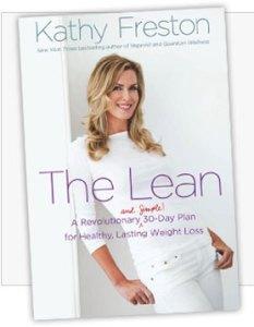 Kathy Freston, Author of The Lean