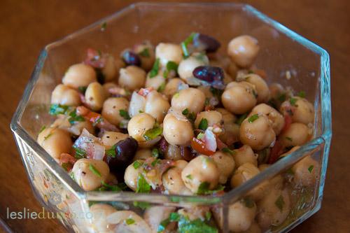 Spicy Bean Salad