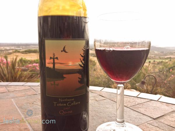 Wine Wednesday: Northwest Totem Cellars