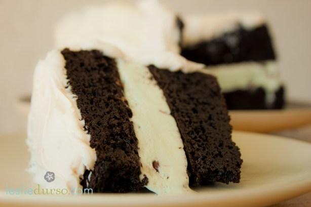 Nadamoo! Vegan & Gluten Free Ice Cream Cake