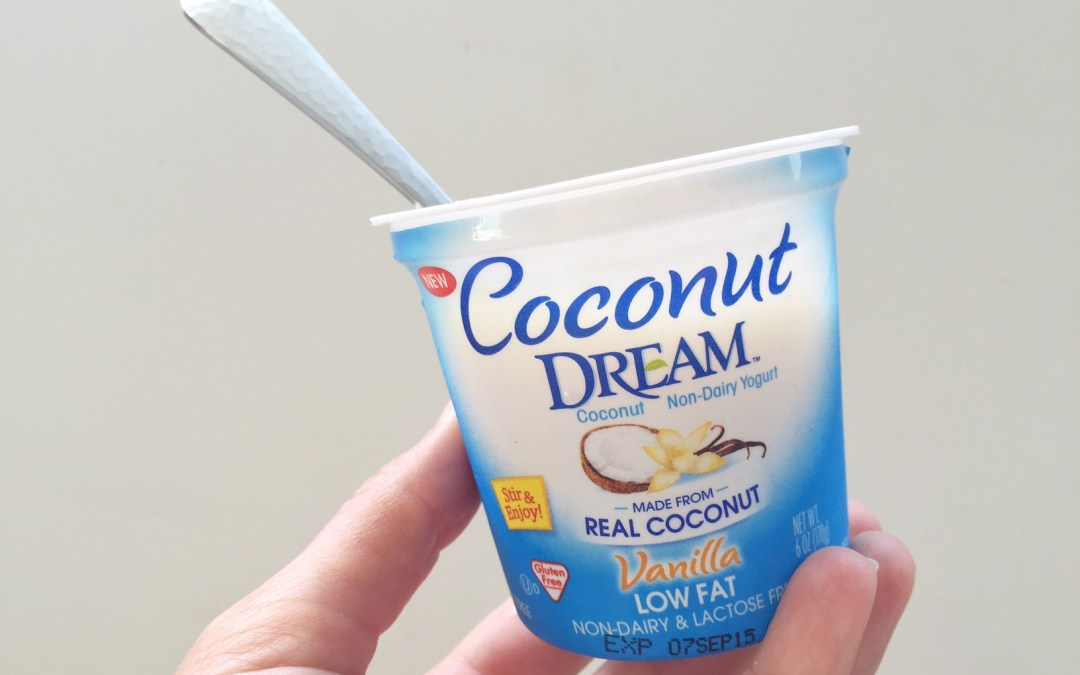 Coconut Dream Coconut Non-Dairy Yogurt