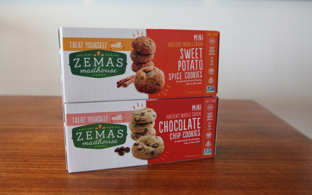 I'm Going Mad for Zema's Madhouse Cookies!