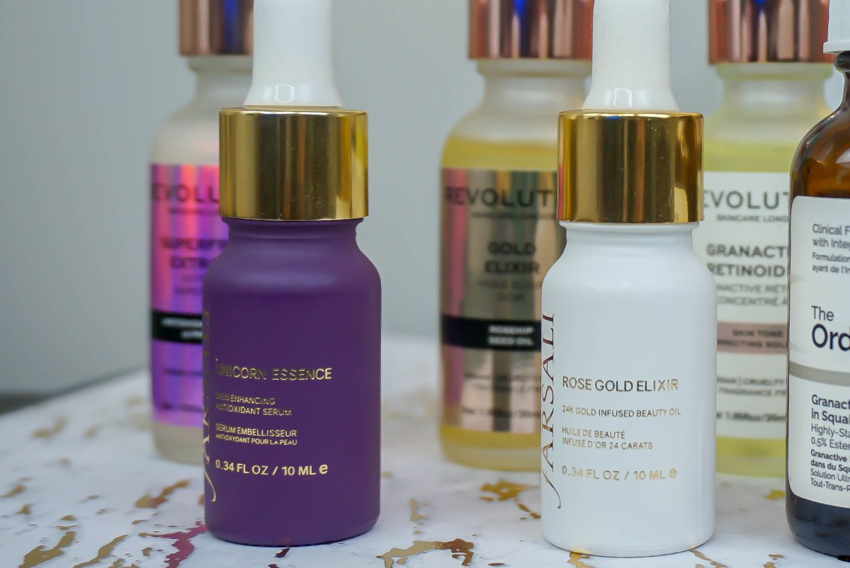 FARSALI Unicorn Essence & Rose Gold Elixir | REVIEW & DUPES