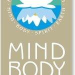 Mind Body Logo and Bus Card