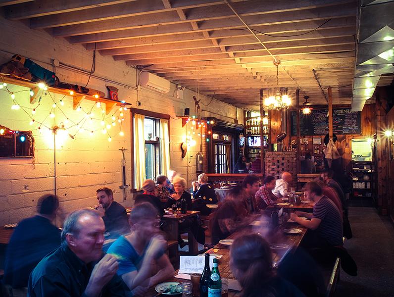 photos courtesy robertaspizza.com