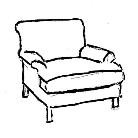 The Harrison Club Chair