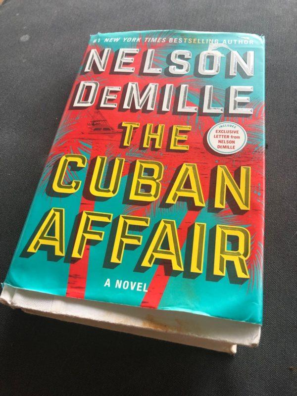 The Cuban Affair Leslie S Bookcase