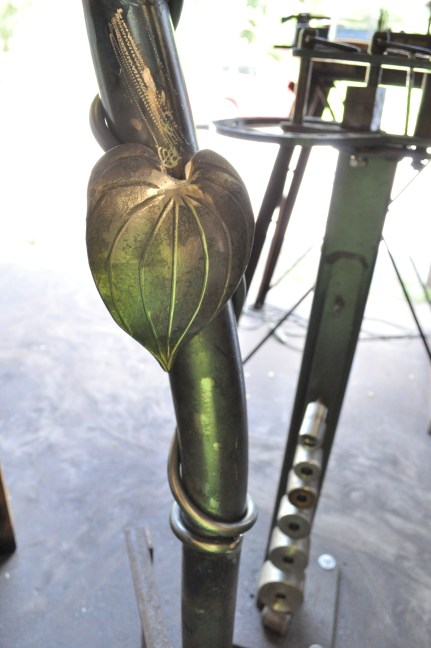 Forged Air Potato Plant