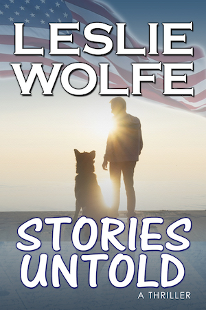 Stories Untold by Leslie Wolfe