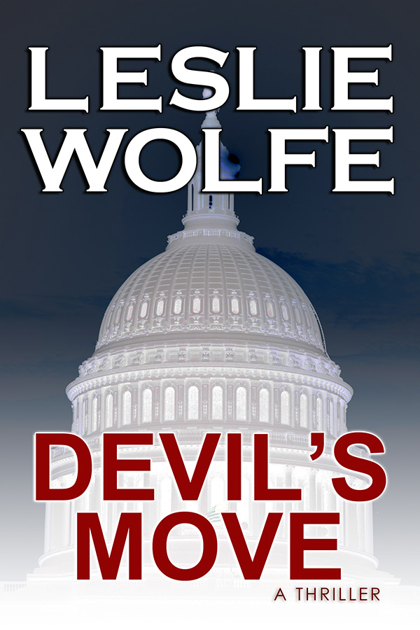 Devil's Move by Leslie Wolfe
