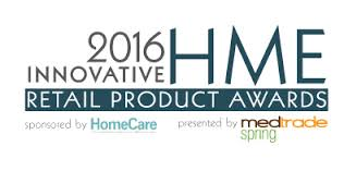 MedTrade Spring 2016 Retail Product Award