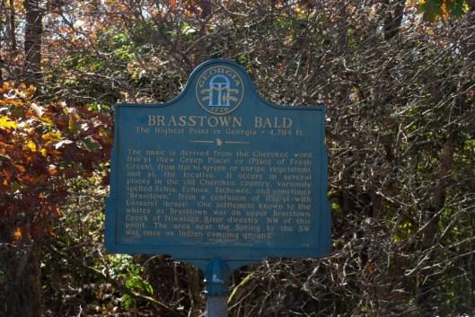 Brasstown Bald Summit