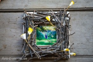 twig frame make it your own