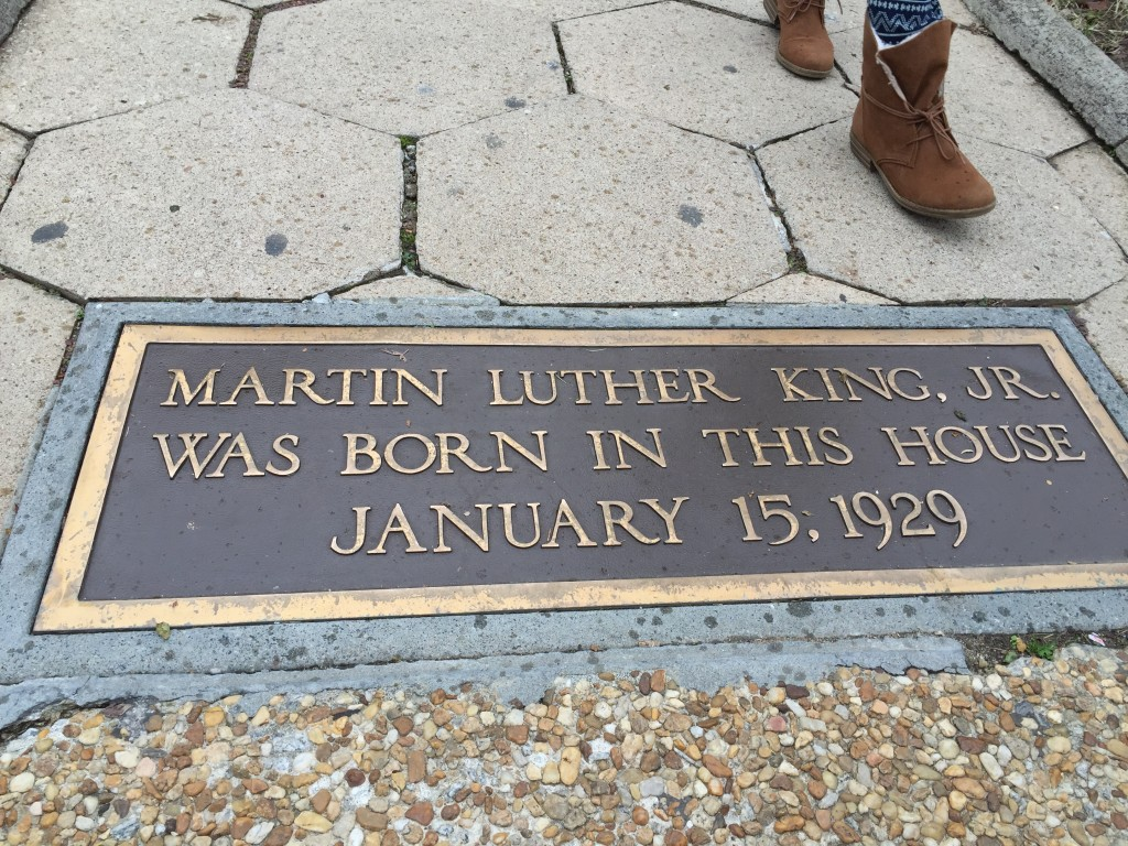 Marting Luther King Jr National Historic Site Atlanta