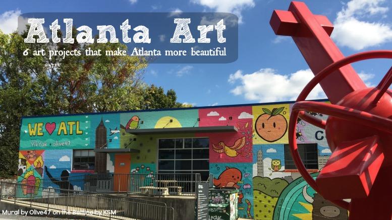 Atlanta Art Projects