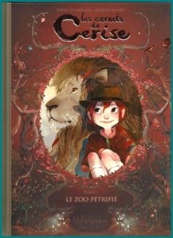 Les carnets de cerise, tome 1 - Joris Chamblain et Aurélie Neyret