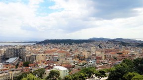 View from Torre dell'Elephante