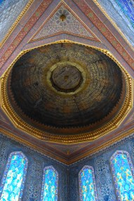 Mesmerising ceilings