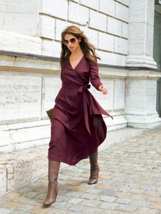 500b37f3b1b Projet couture – la robe portefeuille