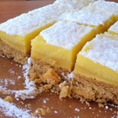 Gâteau au citron, miam miam