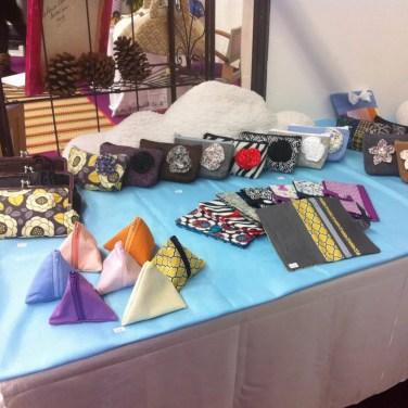 Mes quelques accessoires au salon femmes créatives