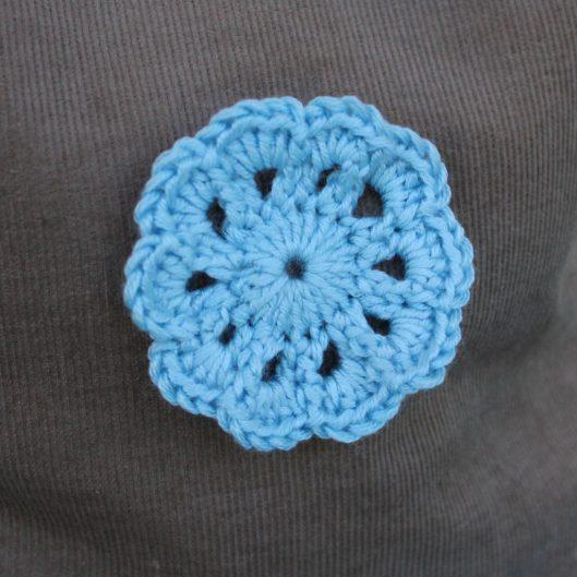 Mon sac à crochet et fleur en crochet - les lubies de louise (4 sur 6)