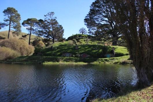 Nouvelle Zélande - Hobbiton - Les lubies de Louise (3)