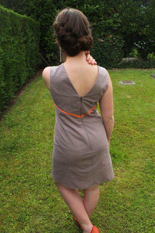Robe à pois et détails fluo - Les lubies de louise (5 sur 7)