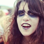 La zombie walk, ça fait peur !!