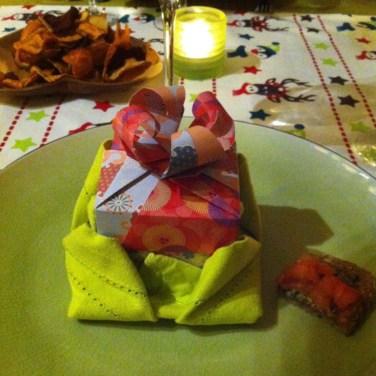 Une jolie boite origami