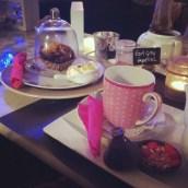 Moment douceur au salon de thé