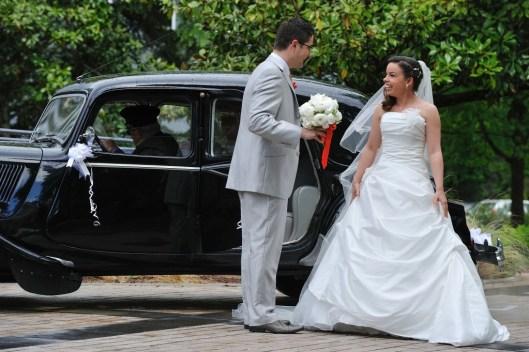 Mariage découverte de la mariée Les lubies de Louise  3
