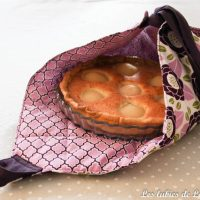 Un sac à tarte facile et original {DIY}