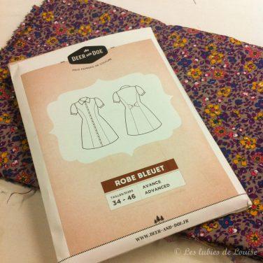 Nouveau projet couture