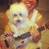 Rock and roll dogs !!