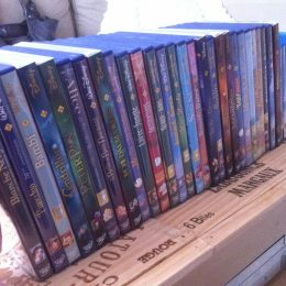 Ma collection de disney s'est agrandie... +6 films !