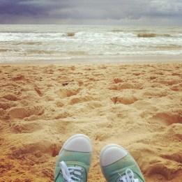 Break à l'océan