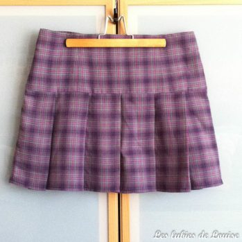 Une jupe pour ma soeurette
