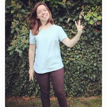 Mon pantalon est sur le blog