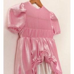 Une petite robe pour une petite princesse