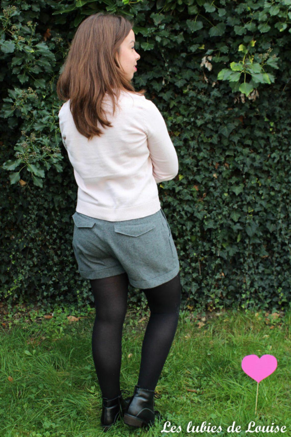 Short chataigne - les lubies de Louise-8