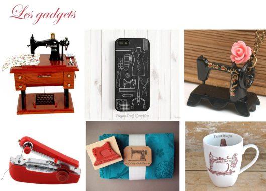 sélection de Noel - Gadgets couture - Les lubies de Louise