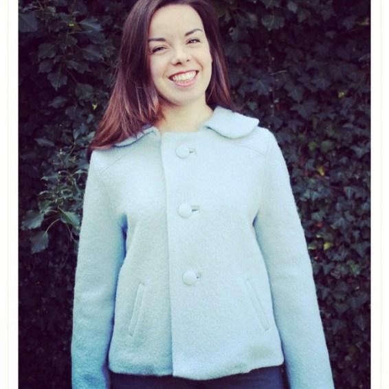 Ma veste Ninot est sur le blog