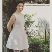 Ma petite robe rétro est sur le blog