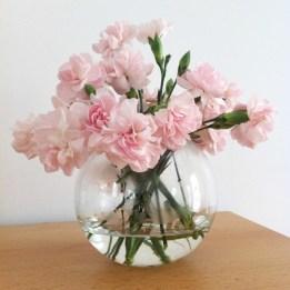 Les restes de mon joli bouquet