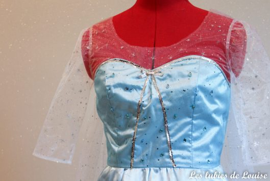 Costume reine des neiges Frozen- les lubies de louise-6