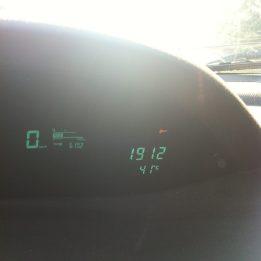 Il fait bien trop chaud pour travailler...