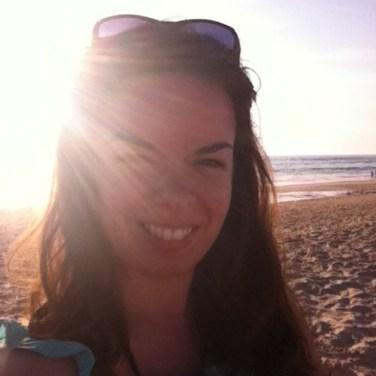 Virée à l'océan avec ma soeurette