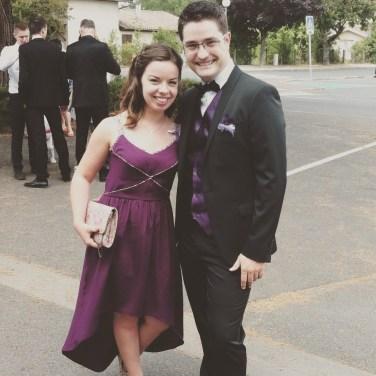 Nos tenues violettes