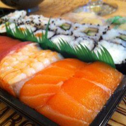 Sushi time !